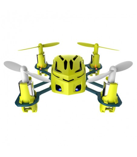 HUBSAN Q4 NANO QUADCOPTER 4CH YELLOW (UK)