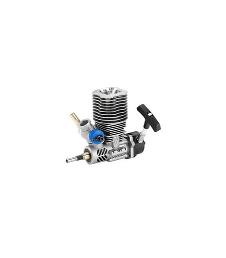 HoBao Hyper 12 Side Exhaust 3-port Engine, with Pull Start
