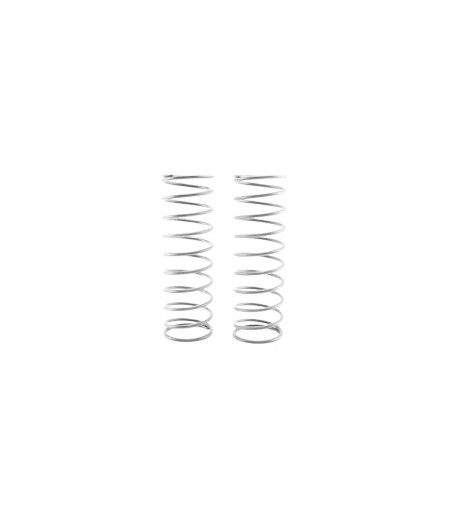 HoBao 14mm Front Shock Springs White - Firm