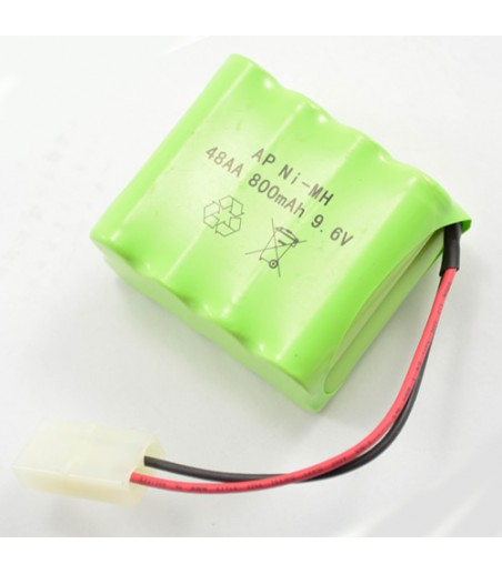 HOBBY ENGINE RECHARGEABLE BATTERY 9.6V