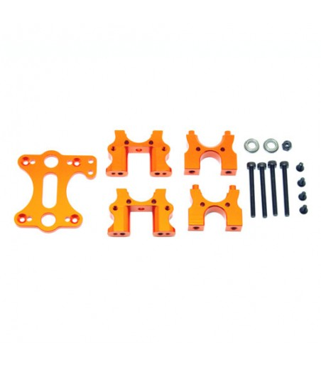 HOBAO HYPER SS CAGE TRUGGY CNC CENTRE DIFF MOUNT SET
