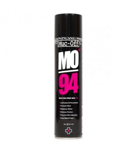 MUC-OFF MO94 LUBICANT AND PROTECTION SPRAY 400ML