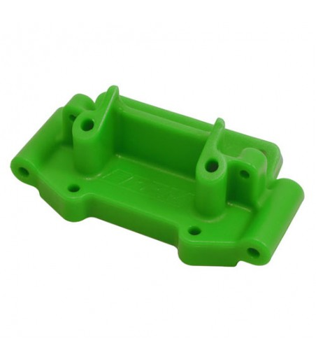 RPM GREEN FRONT BULKHEAD FOR TRAXXAS 2WD VEHICLES