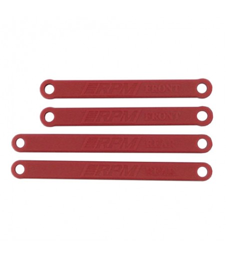 RPM Heavy Duty Camber Link Rust/Stamp RED