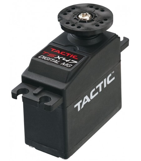 TACTIC TSX47 Standard Servo Digital High Torq Metal Gear 2BB P-TACM0247
