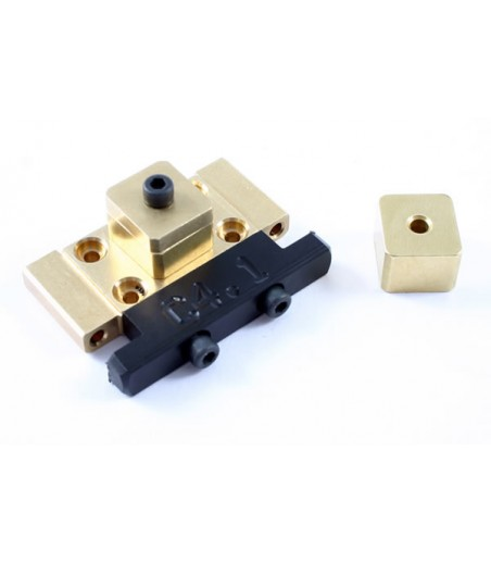 CENTRO C4.1 BRASS 30g FRONT BULKHEAD (use with C0034) 2