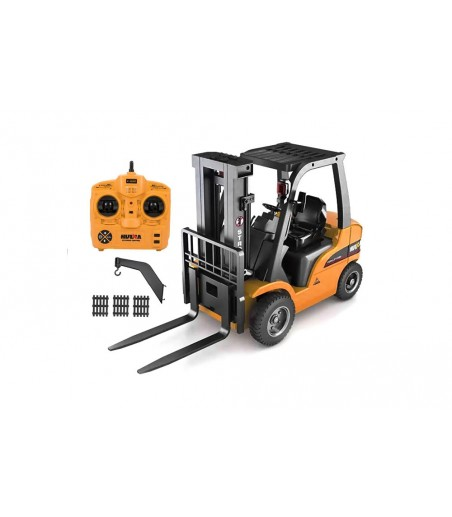 HUINA RC FORK LIFT 2.G 8CH w/DIE CAST PARTS 2