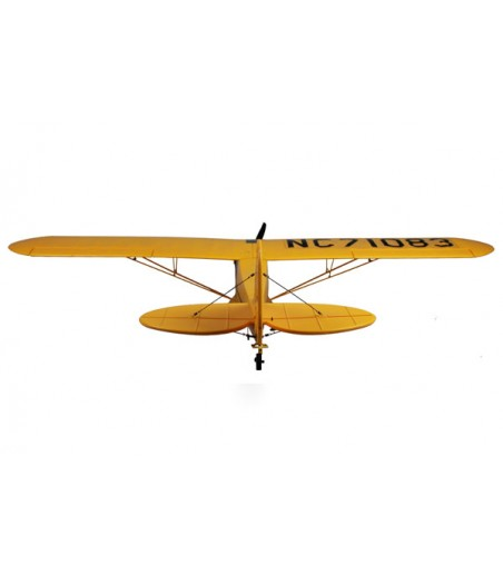 DYNAM J3 PIPER CUB 1200MM RTF w/6-AXIS GYRO w/ABS 2