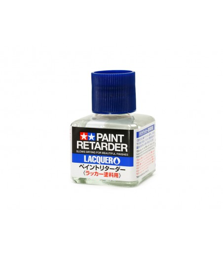 Tamiya LACQUER PAINT RETARDER 40ML