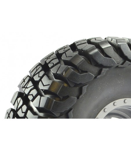 DURATRAX Persuader 1/10 Buggy Tire 2WD Front C2 Mtd Losi 22 (2) G-DTXC3962