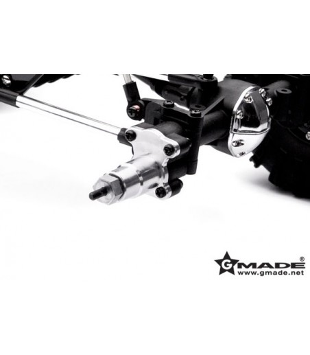 GMADE ALUMINUM STRAIGHT AXLE ADAPTER (2) FOR R1 2