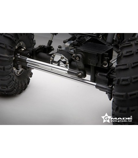 GMADE R1 HEAVY DUTY FRONT STEERING RODS 2