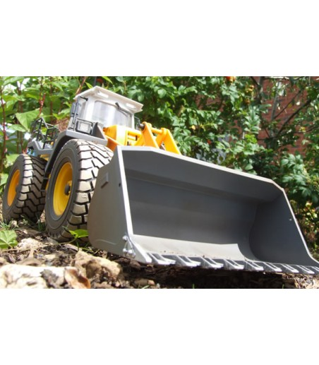 HOBBY ENGINE FULL-FUNCTION WHEELED LOADER 2