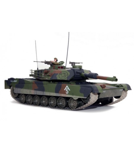 HOBBY ENGINE M1A1 ABRAMS BATTLE TANK - CAMO 2