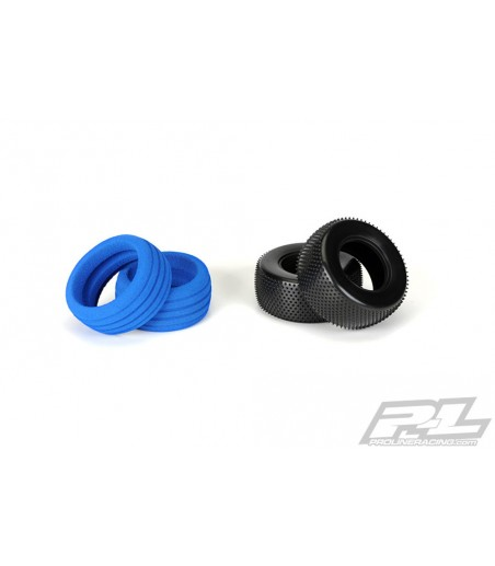 RACTIVE SS Nuts M5 Pk8 T-SCR02/M5