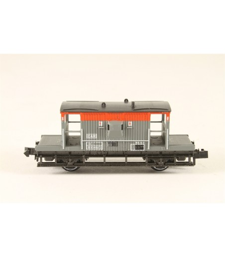 Peco Brake Van BR Railfreight N Gauge NR-28R