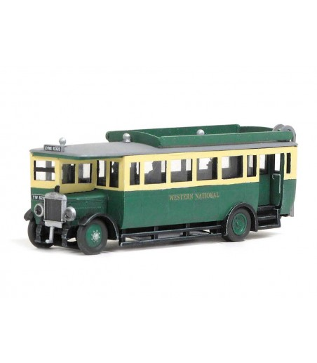 Peco Maudslay Bus - Western National oo Gauge peco5133