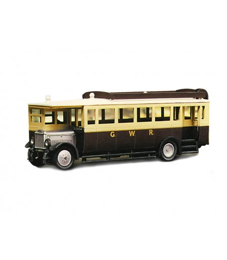 Peco Maudslay Bus - Great Western Railway oo Gauge peco5137