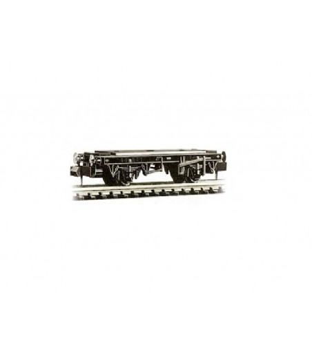 Peco 15ft Wheelbase steel type solebars Chassis Kit N Gauge NR-122