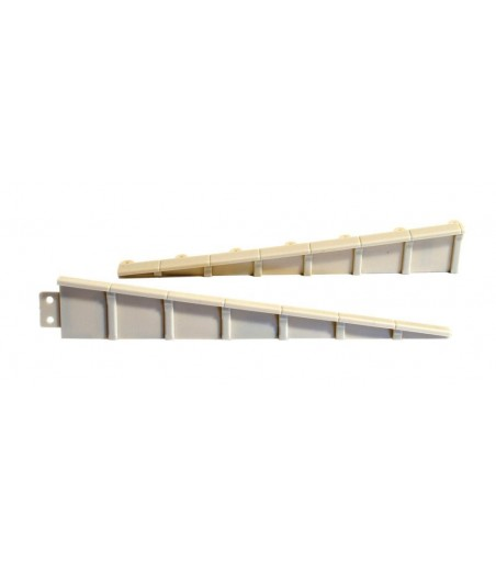 Peco Platform Edging Ramps, concrete type OO Gauge LK-68