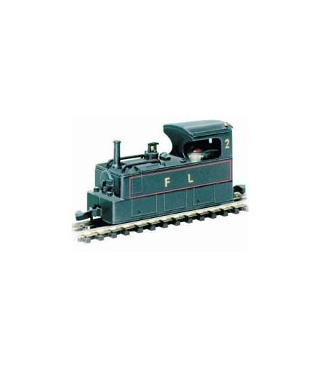 Peco 0-6-0 Tram Locomotive Body N-6.5 Gauge NG-651