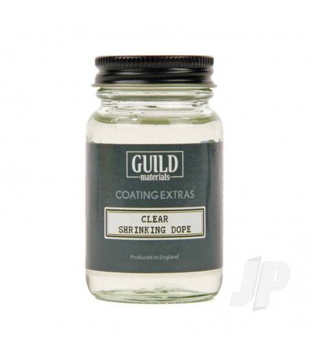 Guild Materials Clear Shrinking Dope (60ml Jar)