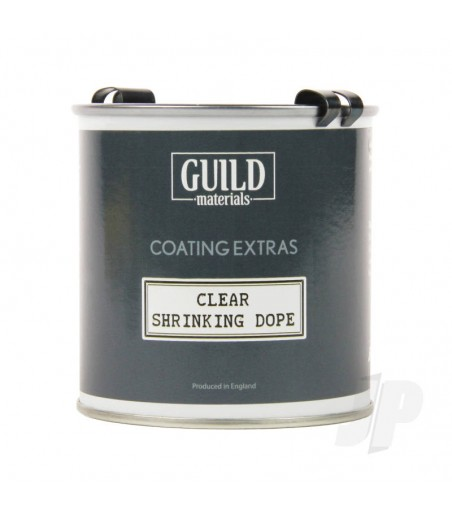 Guild Materials Clear Shrinking Dope (125ml Tin)