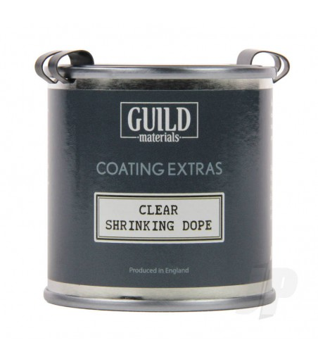 Guild Materials Clear Shrinking Dope (250ml Tin)