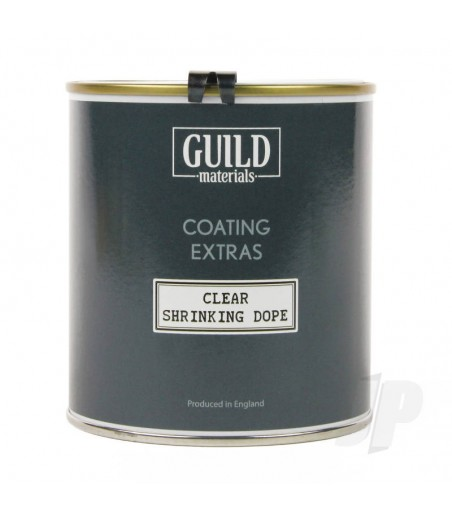 Guild Materials Clear Shrinking Dope (500ml Tin)