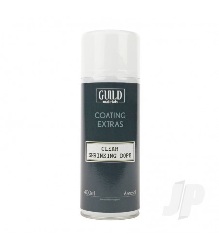 Guild Materials Clear Shrinking Dope (400ml Aerosol)