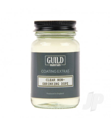 Guild Materials Clear Non-Shrinking Dope (60ml Jar)