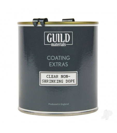 Guild Materials Clear Non-Shrinking Dope (500ml Tin)
