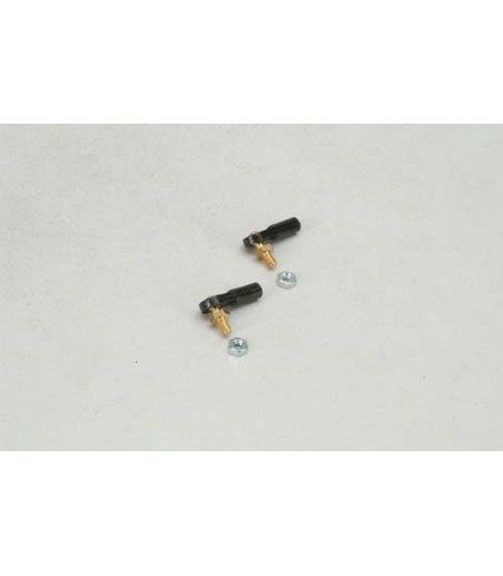 Slec M3 Big Ball Link with Standoff (Pack of 2)