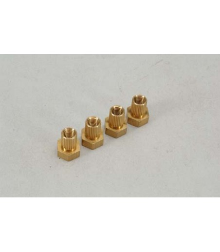 Radio Active 1/4BSF Dyco Coupling Insert