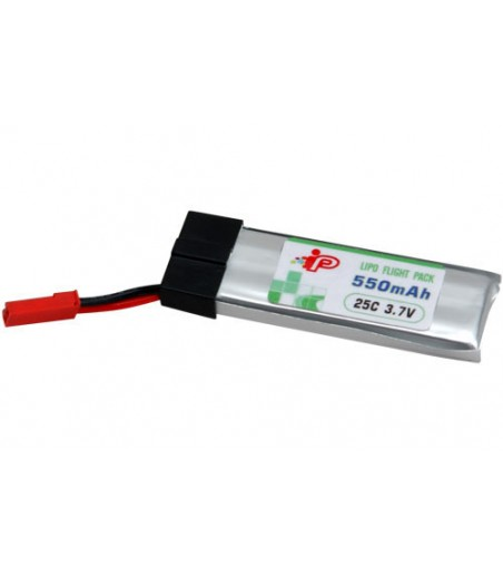 Intellect 1S 550mAh 25C Li-Po