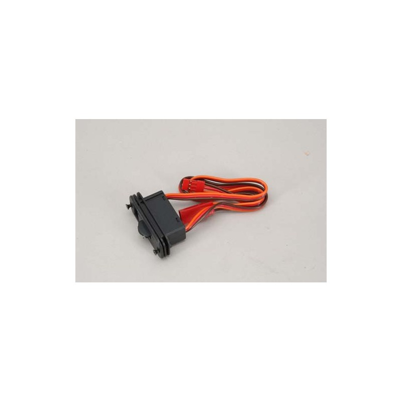 Irvine Switch Harness w/Charge Socket (JR)