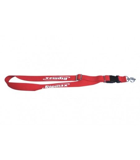 Ripmax Deluxe Neck Strap (Red)