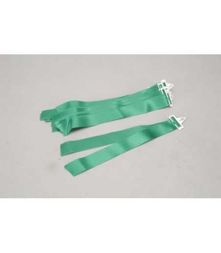 Slec 27MHz Frequency Pennant - Green (Ea
