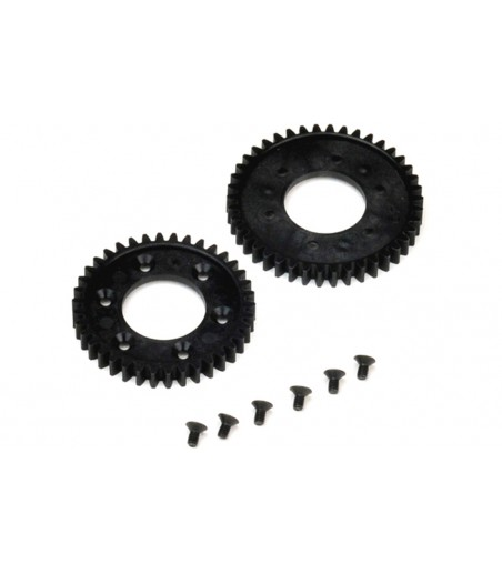 1St/2Nd Spur Gear - Vx