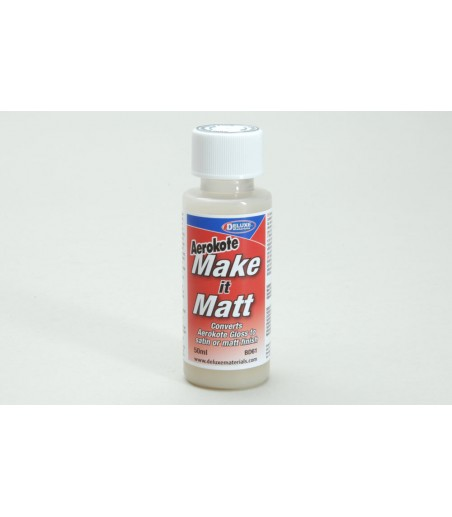 Deluxe Materials Aerokote Make-it-Matt 50ml